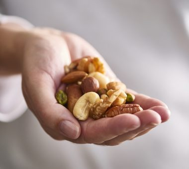 Nuts for Life - Handful of mixed nuts