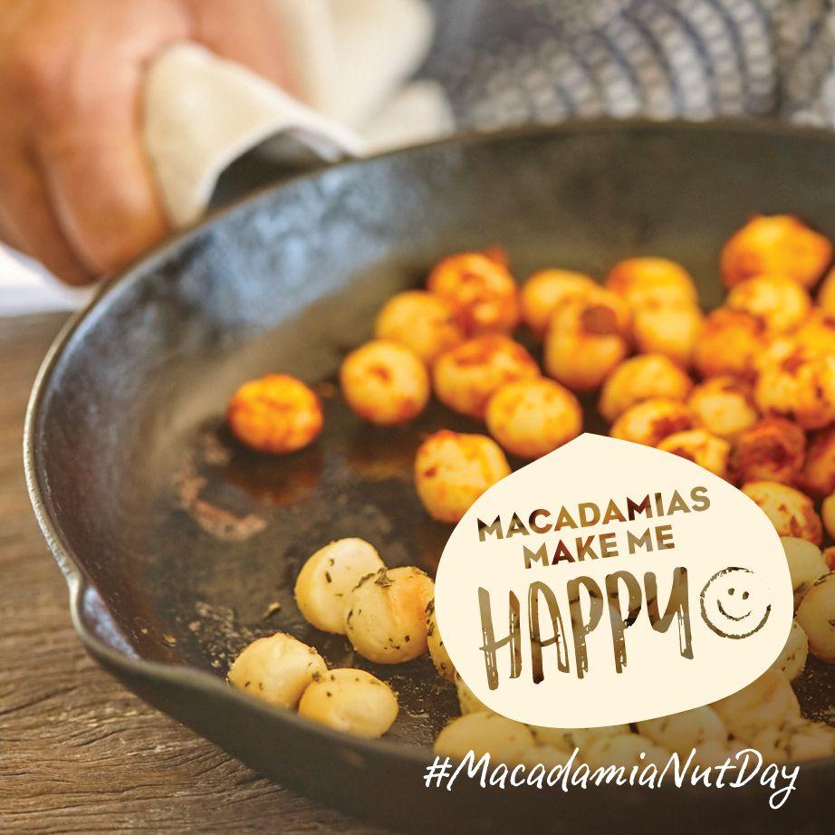 Macadamia Nut Day