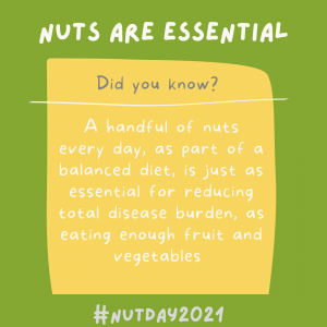 Nuts for Life - Nut Day