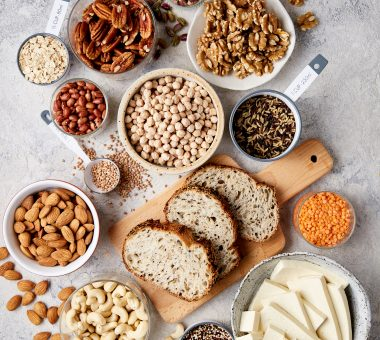 Myths about plant-based eating